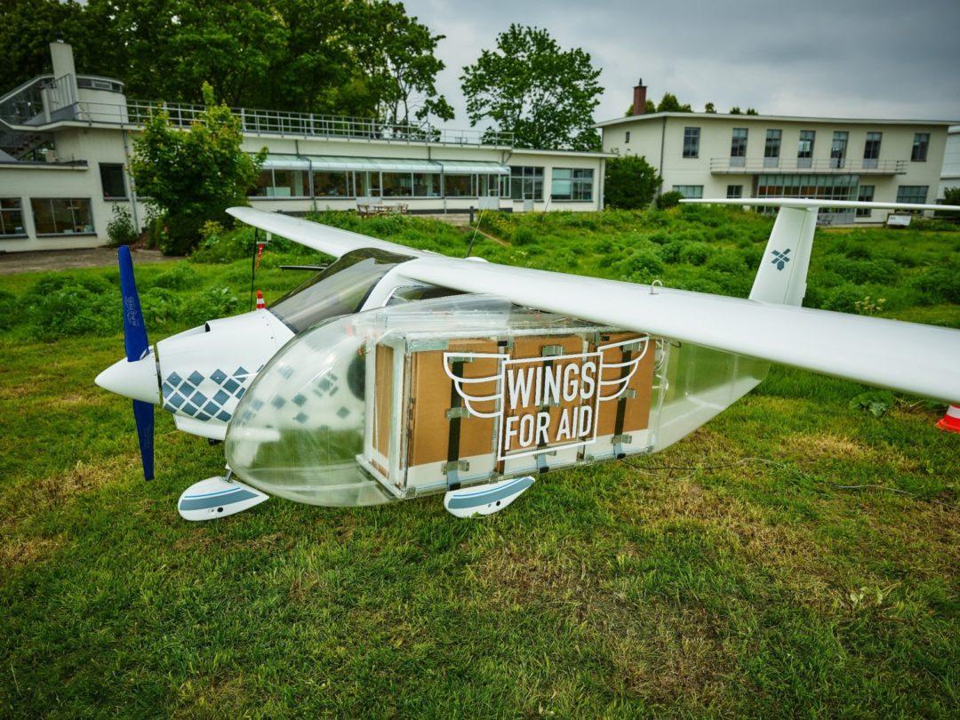 Rhenus Air & Ocean and Wings for Aid join forces for 'last mile' delivery of relief goods