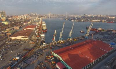 Commercial Port of Vladivostok to replenish equipment park