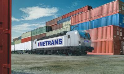 Siemens mobility delivers ten vectron locomotives to MetransSiemens mobility delivers ten vectron locomotives to Metrans