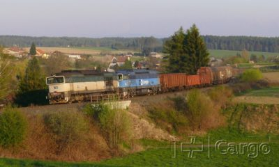 Modernization of the ČD Cargo locomotive park continues