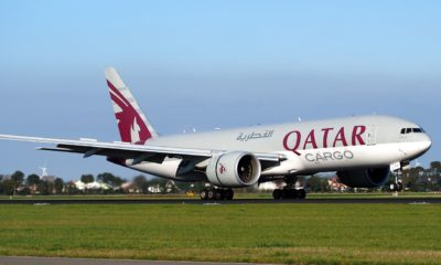 Qatar Airways' inaugural flight to Izmir