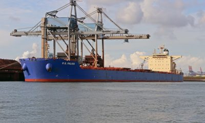 Diana Shipping Inc. announces time charter contract for m/v P. S. Palios with SwissMarine