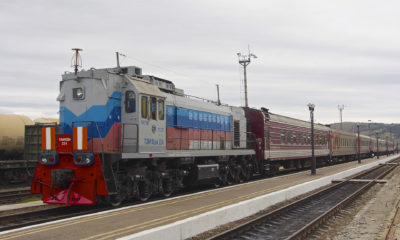 Russian Railways and Russia's Ministry of Transport agree with Japanese colleagues to organise container transport between Japan - Russia – Europe