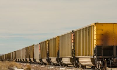 Container shipments on the network owned by Russian Railways increased by 15.4% in January-May 2019