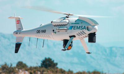 EMSA RPAS drone service to boost maritime surveillance in Croatia