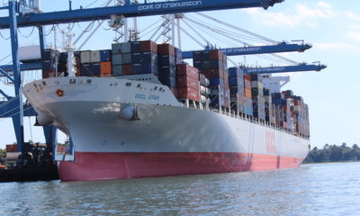 SC ports reports record cargo volumes, 9% uptick in FY19