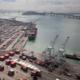 Port of Oakland export volume jumped 10.8 percent last month