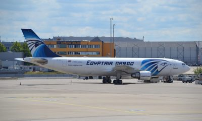 EgyptAir Cargo deploys Descartes vMail to automate mail shipping for expanding international network