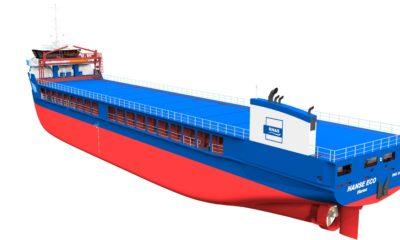 Rhenus-Arkon-Shipinvest develops ecological short sea fleet and orders four environmentally-friendly vessels