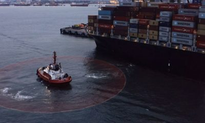 IntelliTug Project -Autonomous harbour tug takes a big step towards reality