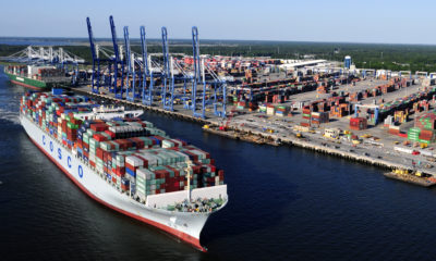 SC Ports continues to see strong volumes
