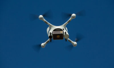 UPS and CVS make first residential drone deliveries of prescription medicines