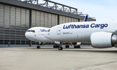 Lufthansa Cargo accelerates fleet modernization
