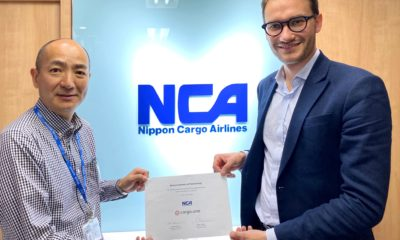Nippon Cargo Airlines to digitalize capacity distribution by becoming the first Asian airline to join booking platform cargo.one