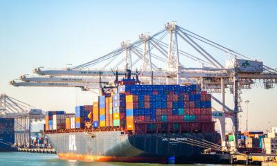 Port of Oakland export volume up 5.8 percent last month