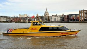 New green logistics service launched by DHL Express in London